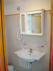 Amalfi Room: The Bathroom of Ludovica Type A Room in Amalfi