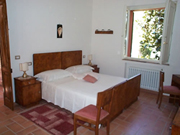 Double bedroom of Casa Bonfigli