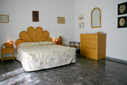 Apartment in Sorrento: The double bedroom of Chiara Apartment in Sorrento
