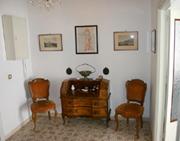 Appartamento a Sorrento: Dettaglio  del corridoio dell'Appartamento Chiara a Sorrento