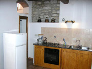 Florence Apartment: Kitchen of Fienile Apartment