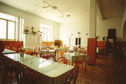 Nice Monastery in Piano: Dining hall of the monastery Sant'Elisabetta