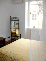 Apartment in Florence: Double Bedroom of Donato Apartment in Florence
