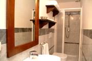 Appartement Location Florence: Salle de bains de l'Appartement Botticelli à Florence