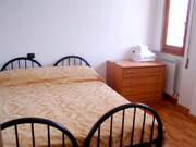 Florence Tuscany Flat: Double Bedroom of Cellini Flat in Florence