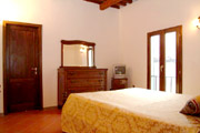 Tuscany Vacation Rental: Double Bedroom of Latini Rental Apartment in Florence