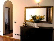 Florence Apartments: Entry of Ghirlandaio Apartment in Florence