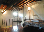 Dwelling Florence: Double Bedroom of Filarete Dwelling in Florence