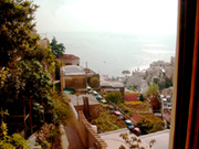 Amalfi Room: Sea-view from the window of Ludovica Type A Room in Amalfi