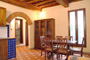 Tuscany Vacation Rental: Dining-room of Latini Rental Apartment in Florence