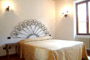 Florence Apartments: Double Bedroom of Ghirlandaio Apartment in Forence