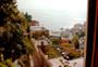 Amalfi Zimmer: Meersicht vom Fenster des Zimmers Ludovica Type A in Amalfi aus