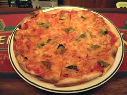 PIZZA MARGHERITA - Speciality of Naples