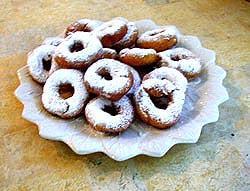 ZEPPOLE - Sweetmeat of Naples