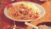 BUCATINI ALL'AMATRICIANA - Pâtes - Spécialité avec viande de Rome