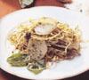 TRENETTE MIT PESTOSAUCE - Pasta - Spezialität aus Ligurien