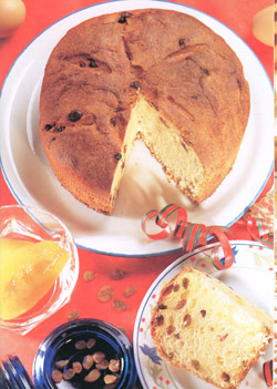 PANETTONE - Sweetmeat of Milan