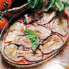 PARMIGIANA, GRATIN D'AUBERGINES - Spcialit de Naples