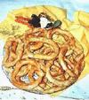 TARALLINI - Specialità della Puglia