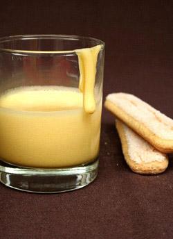 ZABAIONE - Sweetmeat of Piedmont